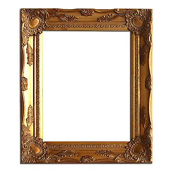 26x31 cm or 10x12 ins, photo frame in gold