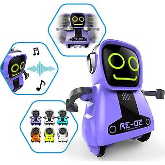 Silverlit Pokibot Mini Interactive Robot 3 Years+