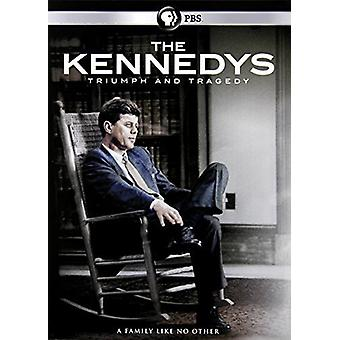 Kennedys: Triumph & Tragedy [DVD] USA import