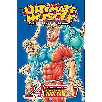 Ultimate Muscle, Vol. 24 (Ultimate Muscle: The Kinnikuman Legacy)