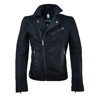 Men's leather jacket Robby