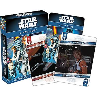 Playing Card - Star Wars Ep.4 - A New Hope New Licensed 52632
