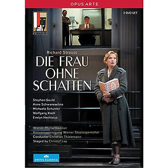 R. Strauss - Die E Frau Ohne Schatten [DVD] Importation USA
