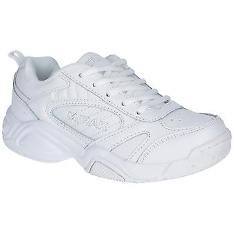 Mirak Kids Contender Lace Trainer White