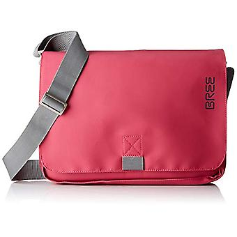 BREE Collection Punch 62 Jazzy Shoulder Bag S19 - Unisex Adult Pink Shoulder Bags (Jazzy) 8x24x34 cm (B x H T)