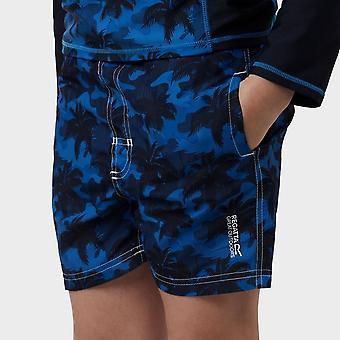 Nya Regatta Kid ' s SKANDER simning shorts blå