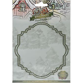Find It Trading Yvonne Creations Magnificent Christmas Die-Frame