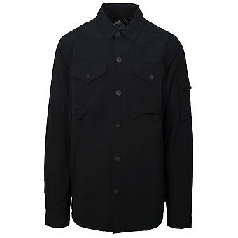 Barbour Beacon Askern Black Polyester Over Shirt