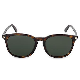 Gucci Square Sonnenbrille GG0154SA 002 53