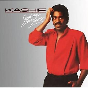 Kashif - Send Me Your Love [CD] USA import