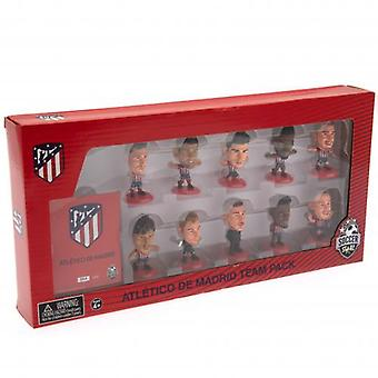 Atletico Madrid SoccerStarz 11 Player Team Pack
