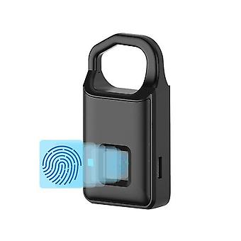 Keyless USB fingerprint zinc metal waterproof smart lock L10