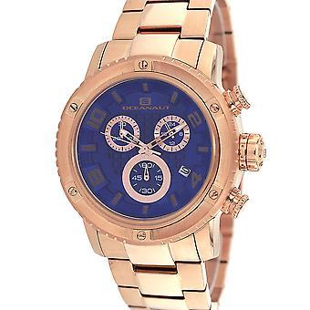 Oceanaut Men-apos;s Impulse Blue Dial Watch - OC3126