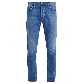 Diesel Slim-Carrot Fit Tepphar-X Light Blue Jean