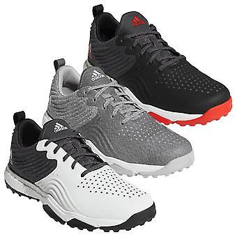 Adidas Golf mens Adipower spikeless BOOST stretch golf schoenen