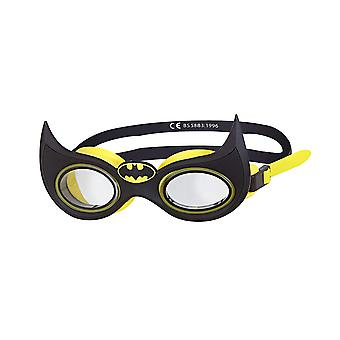 Zoggs Kids ' DC Super Heroes Character Swimming Goggles, Batman, 6-14 Anos