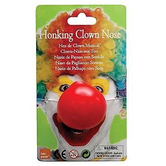 Bristol Neuheit Honking Clown Nase