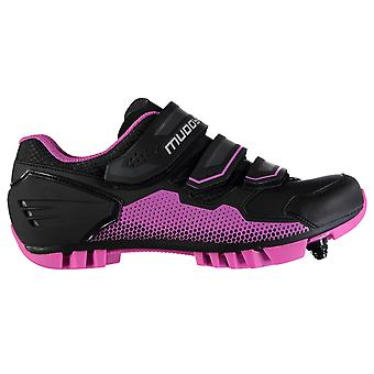Muddyfox Womens MTB100 Cycling Shoes Waterproof Lightweight Mesh Breathable