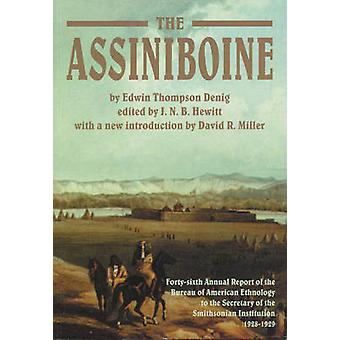 The Assiniboine by Edwin Thompson Denig