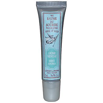 Le Couvent des Minimes Smile Lip Balm with Mint Aroma 15ml