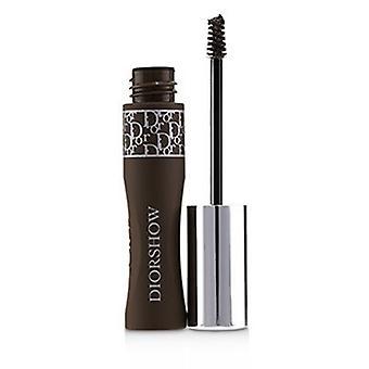 Christian Dior Diorshow Pump N Brow - # 002 Dark Brown 5ml/0.17oz