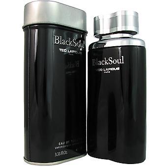 Âme noire pour homme de ted lapidus 3.4 oz eau de toilette vaporisateur