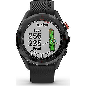 Garmin - SmartWatch - Unisex - Golf Watch Approach S62 Noir-Noir