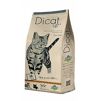 Dicat Up I Think for Cats Sea Taste (Cats , Food , I Think)