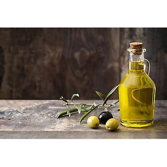 Olio d'oliva Extra Vergine Litorale- -( 6lb )