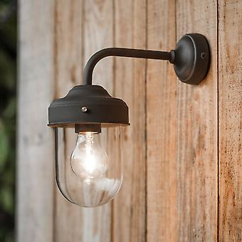 Garden Trading Barn Lamp In Coffee Bean