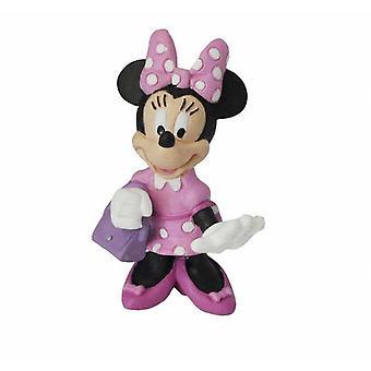 Bullyland Minnie Figurine with Bag