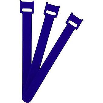 FASTECH® ETK-3-150-0426 Haak-en-lus kabelbinder voor bundeling Haak en luspad (L x W) 150 mm x 13 mm Blue 1 pc(s)