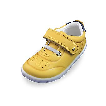 Bobux i-walk ryder chartreuse trainer shoes