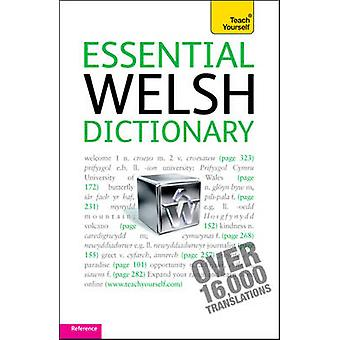 Essential Welsh Dictionary - Teach Yourself by Edwin C. Lewis - 978144