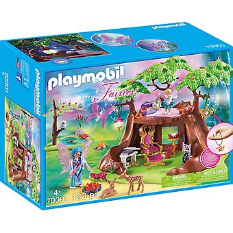 Playmobil 70001 Magic Feen Waldhaus 123PC Spielset