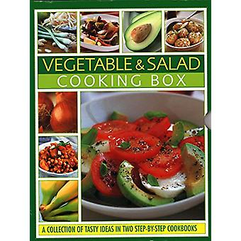 Vegetable & Salad Cooking Box - A collection of tasty ideas in two