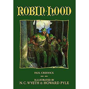 Robin Hood by Paul Creswick - 9781606601235 Book