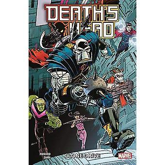 Death's Head by Tini Howard - 9781846533563 Book