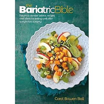 The Bariatric Bible by Carol Bowen - 9781911621010 Book
