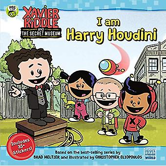 I Am Harry Houdini by Brooke Vitale - 9780593096383 Book