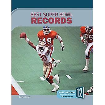 Best Super Bowl Records