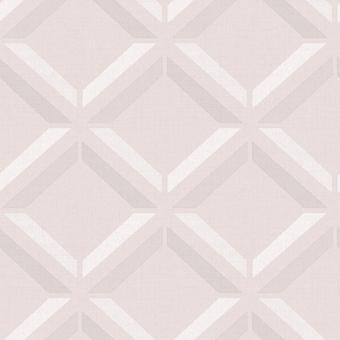 Caleidoscoop Lana geo behang roze Holden 90591