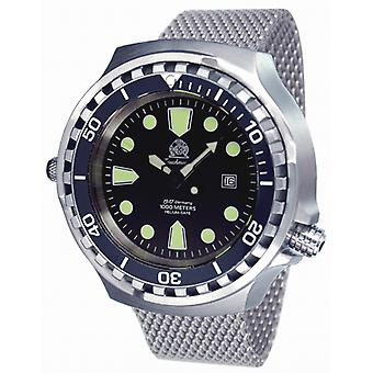 Tauchmeister T0256MIL XXL automatic diving watch 1000 m