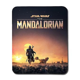 The Mandalorian MousePad