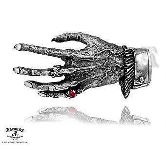 Alchemy Gothic Nosferatu's Hand Buckle