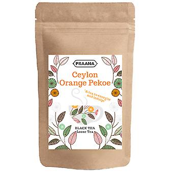 Praana Tea - Ceylon Orange Pekoe Loose Black Tea - Catering Pack 500 G