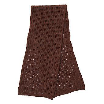 Rick Owens Rp20f2479kfir94 Women's Brown Wool Scarf