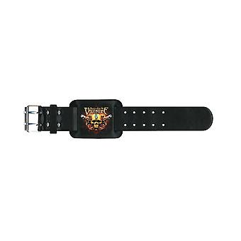 Bullet For My Valentine Wristband Two Pistols band logo Official Leather