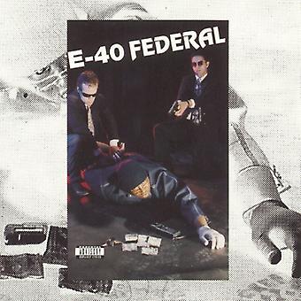 E-40 - Federal [CD] USA import