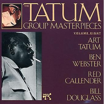 Tatum/Webster - Tatum Group Masterpieces [CD] USA import